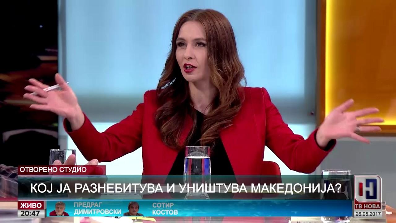 Кој ја разнебитува и уништува Македонија?