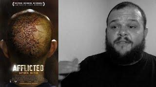 Afflicted (2013) movie review vampire horror thriller found footage