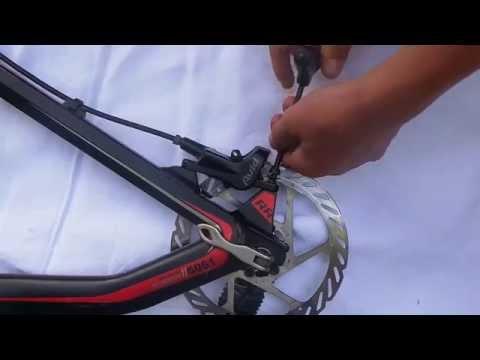 TUTO#1 : Comment changer ses plaquettes de freins (VTT)