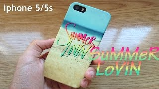 Unboxing   Funda summer lovin Para iphone 5/5s   Camaloon
