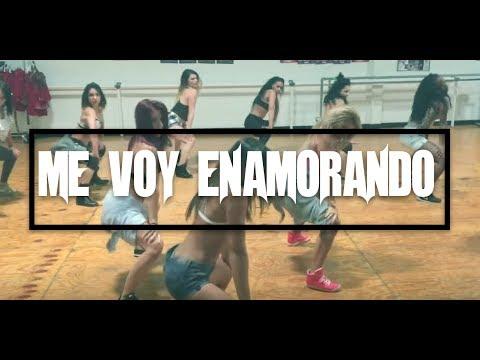 CHINO Y NACHO ft. FARRUKO - ME VOY ENAMORANDO | Behind the Scenes