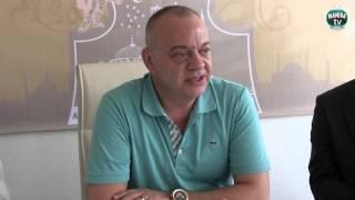 Belediyespor'dan Manisaspor'a altyapı desteği