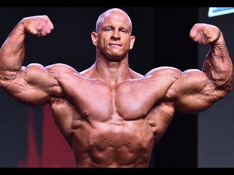 Best Bodybuilder Amateur 2018 Arnold Classic Europe
