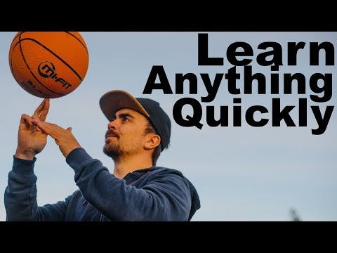 How to Learn Anything Quickly