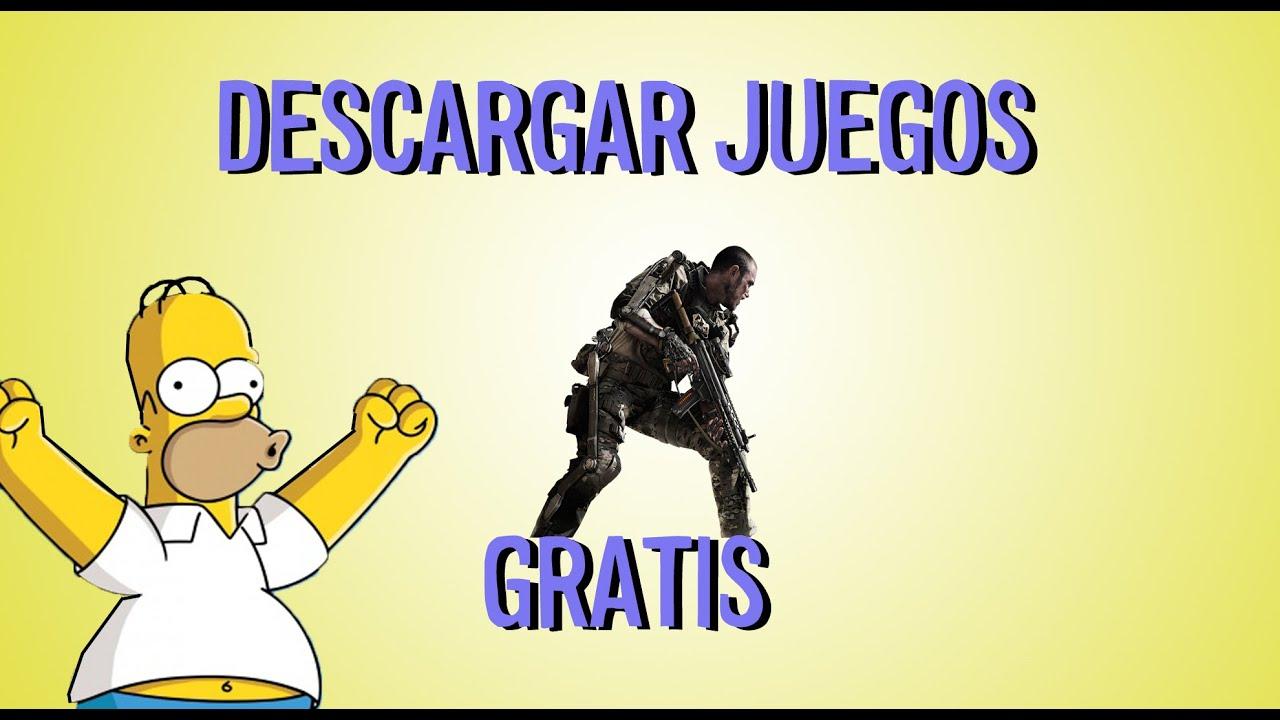 Como Descargar Juegos Gratis Para PC – Gratis – Rápido y Fácil – Español