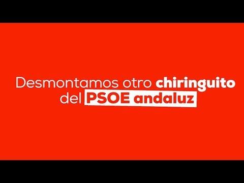 Así son los chiringuitos del PSOE en Andalucía. Se...