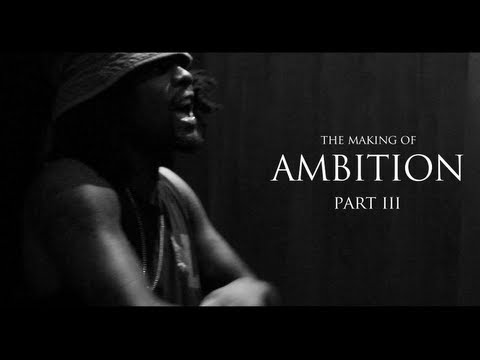 WALE - THE MAKING OF 'AMBITION' PART III