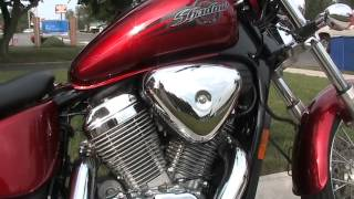 10. Honda Shadow 650 VERY NICE!