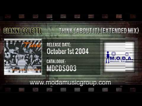 Gianni Coletti Vs Lyn Collins - Think (About It) (Extended Mix)