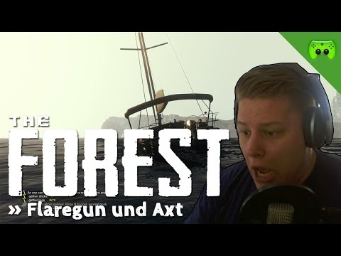 THE FOREST # 18 - Flaregun und Axt «» Let's Play The Forest | HD