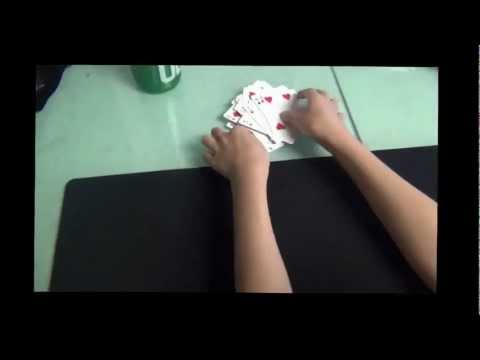 Beginner Card Trick Revealed (You will amaze your friend