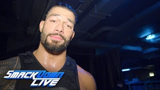 Nonton Roman Reigns on joining SmackDown LIVE: Exclusive, April 16, 2019 Film Subtitle Indonesia Streaming Movie Download