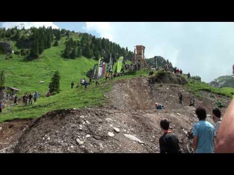 Mountain Style Chatel 2010 (видео)