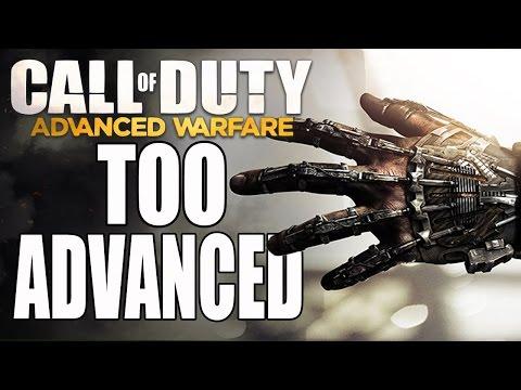 Cod Black Ops 2 | Is Advanced Warfare Too