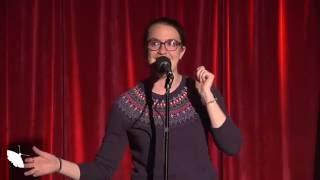 Nonton Laura Goehrke - The Moth NYC Story SLAM: