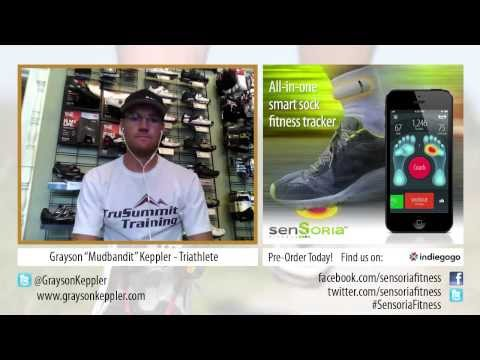 Sports Nutrition Tips by Grayson Keppler Triathlete (Sensoria Fitness PRO STAFF)