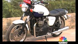 7. 2014 Triumph Bonneville India first ride