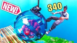 *NEW* THE BALLER VEHICLE IS SOOO BROKEN..!! | Fortnite Funny and Best Moments Ep.419