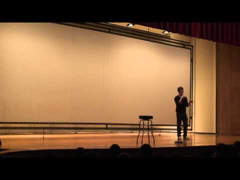 JHU Intersession Comedy 2011 Patrick Haire