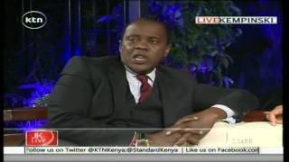 Jeff Koinange Live With Kenya Film Commission Chairman Chris Foot 18/05/2016 Part 3