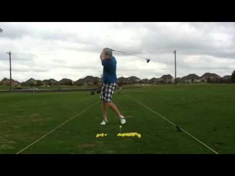 Austin Kincaid Long Drive Golf Swing