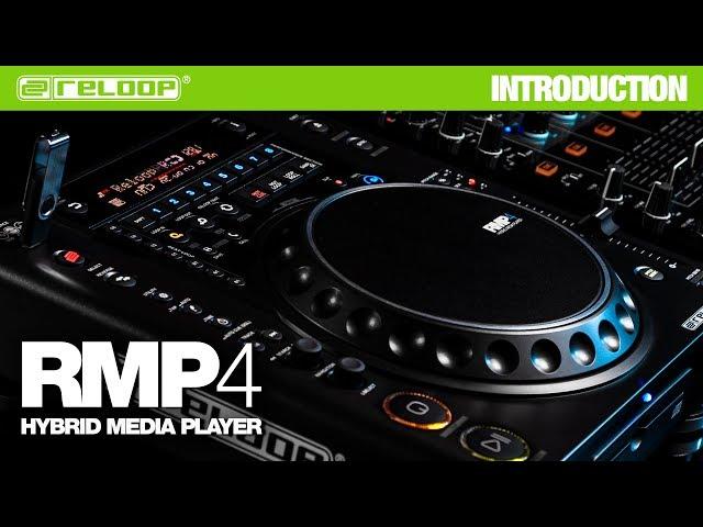 Reloop RMP-4: Hybrid Performance Player