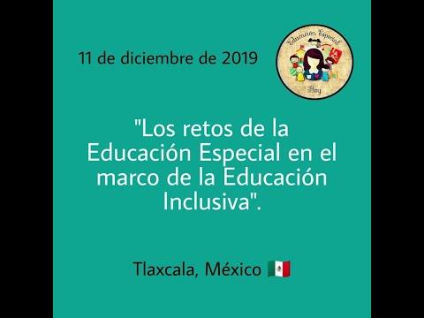 """""""Los retos de la Educación Especial en el marco de la Educación Inclusiva""""."""