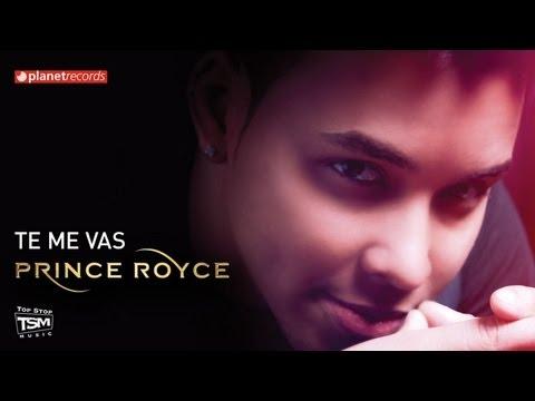Prince Royce Te Me Vas