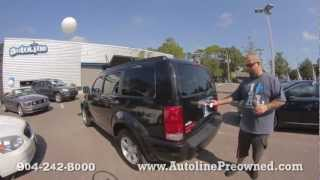 Autoline's 2008 Dodge Nitro SLT Walk Around Review Test Drive