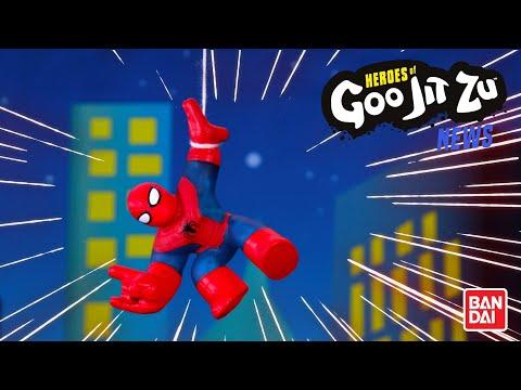 💥Héroes de Goo Jit Zu 💥 GOO JIT ZU NEWS: Ep. 7 👉 MARVEL | DIBUJOS animados para NIÑOS
