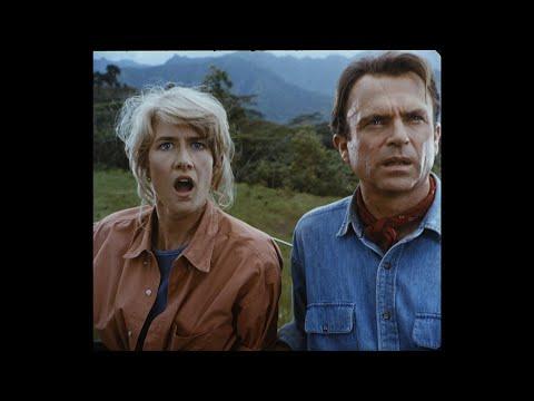Jurassic Park (1993) - 35mm Open Matte 4K Film Scan