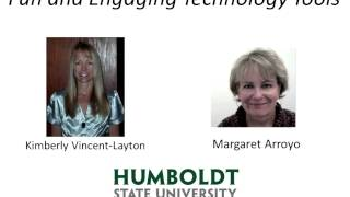 OTC13: Fun&Engaging Technologies for the Online or Hybrid Classroom