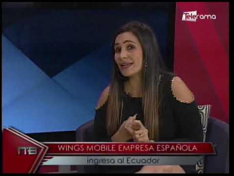 Wings Mobile empresa española ingresa al Ecuador