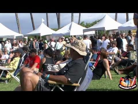 Maui Brewer's Festival on May 19, 2012