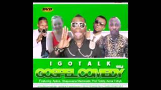 BREAKING NEWS .9JA COMEDY TV