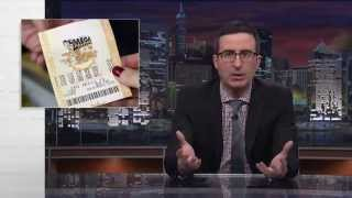 Video The Lottery: Last Week Tonight with John Oliver (HBO) MP3, 3GP, MP4, WEBM, AVI, FLV Juli 2018