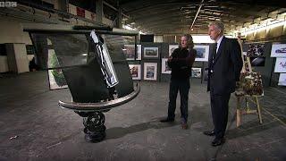 Car Art - Now in Full HD - Top Gear - BBC