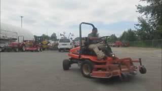 8. For Sale Kubota F2560 Riding Lawnmower Front Rotary Mower Roll Bar bidadoo.com
