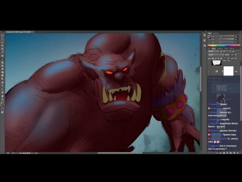 Warcraft Fan Art