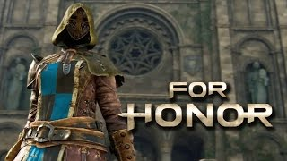 Official Peacekeeper Gameplay Trailer - For Honor