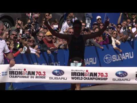 Javier Gomez - Ironman 70.3 World Champion