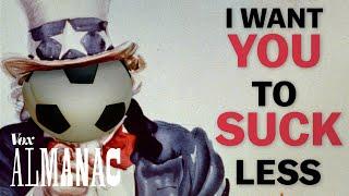 Video Why Americans suck at soccer (well, the men) MP3, 3GP, MP4, WEBM, AVI, FLV Juni 2018