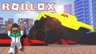 """Today We Are DESTROYING CARS FOR FUN IN ROBLOX.  I Hope You Guys """"LIKE"""" This Roblox Video.Help This Channel Grow To 200,000 Subscribers!Subscribe ➽ http://bit.ly/1PYxftTPrevious Video ➽ https://www.youtube.com/watch?v=yyZPzOt-JcYWhat Other Games Would You Guys Like To See Played On ThIs Channel?Social Media!Twitter ➽ https://goo.gl/JbolWWInstagram ➽ https://goo.gl/ldMTVRFacebook ➽ https://goo.gl/OfsRblSnapchat ➽ https://goo.gl/fNFQHTMain channel ➽ https://goo.gl/i1AkwASUBSCRIBE TO THE BROS:Kevin ➽ https://goo.gl/pah2sXKaelin ➽  https://goo.gl/DFVdZ8Brief ROBLOX History:Roblox was founded in 2004 by David Baszucki and Erik Cassel.  ROBLOX was formerly known as Dynablocks before it got a name change to ROBLOX in 2005. In 2006 ROBLOX was released to the public.  The current currency for ROBLOX is referred to as ROBUX.ROBLOX is a game that is targeted towards kids of all ages.Some of my favorite ROBLOX mini games are Roblox Deathrun, Escape The iPhone, Escape The High School, and many others.  It is so much fun to role play and roam through the varies of mini games that Roblox has to offer. What are your favorite Roblox games? Be sure to let me know in the comments so that we can see more Roblox videos in the future.Thank You All For Watching  And LET'S CONTINUE GROWING!!! jonesgotgame roblox car crushers playthrough roleplay commentary walkthrough"""