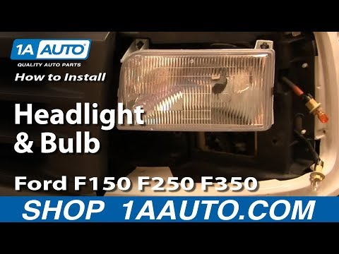 How To Install Replace Fog Light and Bulb Chrysler Pacifica 04-06 1AAuto.com