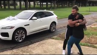 Video Athletes Surprising Family/Fans With Homes and Cars Compilation! MP3, 3GP, MP4, WEBM, AVI, FLV Desember 2018