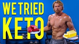 Video WE TRIED KETO for 45 Days, Here's What Happened MP3, 3GP, MP4, WEBM, AVI, FLV Agustus 2019