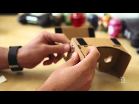 technobuffalo - Google Cardboard Hands-On Build your own: http://bit.ly/1jhqeLk Cardboard is something special. Not because of what it does, but because of what it represent...