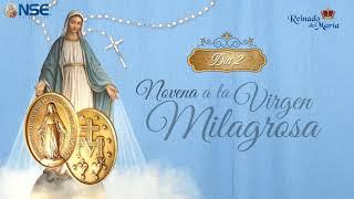 Novena a la Virgen Milagrosa - dia 2