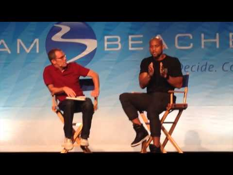 NEW Insanity Max 30 Workout interview with Shaun T