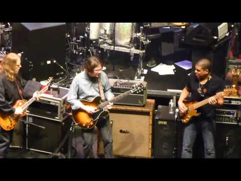 Allman Brothers Band – One Way Out 3-8-13 Beacon Theater, NYC